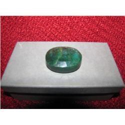 354 ct Green Emerald Gemstone