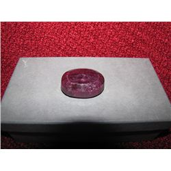 285 ct Red Ruby Gemstone