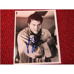 Actor Rober Prosky  D-Tox  Autograph