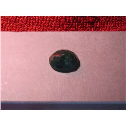 57 ct Green Emerald Gemstone Certified