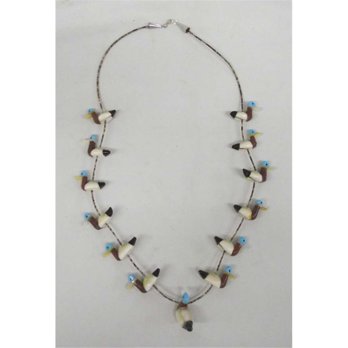 jewelry products s heishi vintage necklace garland collection indian
