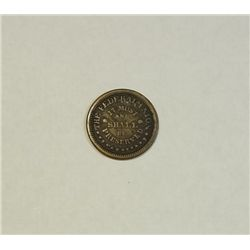 ARMY/NAVY Patriotic Civil War token  VF