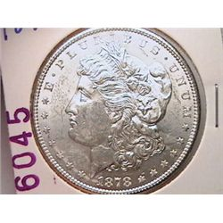 1878-S Morgan Dollar MS60