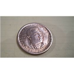 1946 BOOKER T WASHINGTON SILVER HALF DOLLAR