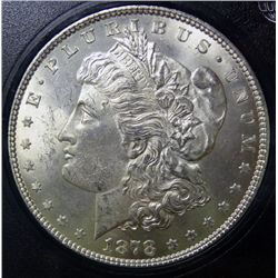 1878 7/8F Morgan $   MS62