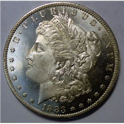 1883O Morgan $ MS64PL