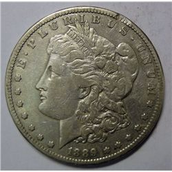 1889S Morgan $  F/VF