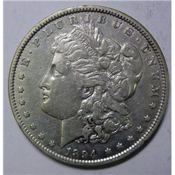 1894 Morgan $  XF  XF GS bid = $1400
