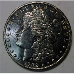 1902S Morgan $  XF to AU  BUT