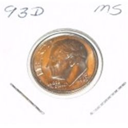 1993-D Roosevelt Dime *PROOF MS*!!