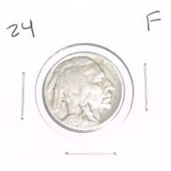 1924 Buffalo Nickel *FINE GRADE*!!