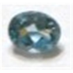 1.45 ct Natural Blue Topaz Emerald Cut & Faceted *BETTER GRADE*!!!