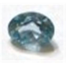1.70 ct Natural Blue Topaz Emerald Cut & Faceted *BETTER GRADE*!!!