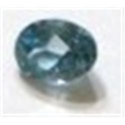 1.80 ct Natural Blue Topaz Emerald Cut & Faceted *BETTER GRADE*!!!