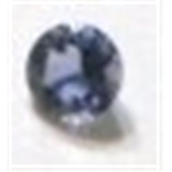 .45 ct Natural Iolite Cut & Round Faceted *HIGH GRADE*!!!! Iolite came out of Estate Bank Safe Depos