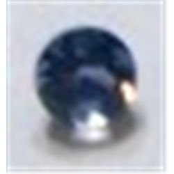 .60 ct Natural Iolite Cut & Round Faceted *HIGH GRADE*!!!! Iolite came out of Estate Bank Safe Depos