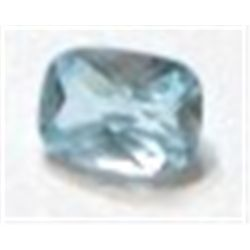 1.45 ct Natural Light Blue Topaz Emerald Cut & Faceted!!!