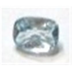 1.70 ct Natural Light Blue Topaz Emerald Cut & Faceted!!!