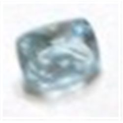 1.75 ct Natural Light Blue Topaz Emerald Cut & Faceted!!!