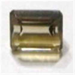 5.85 ct Natural Smoky Topaz Emerald Cut & Faceted *BETTER GRADE*!!!