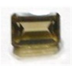 6.25 ct Natural Smoky Topaz Emerald Cut & Faceted *BETTER GRADE*!!!