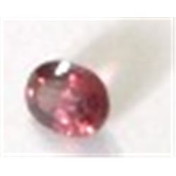.45 ct Natural Red Spinel *RARE* Cut & Faceted *HIGH GRADE*!!!! Spinel came out of Estate Bank Safe