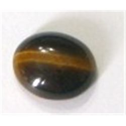 3.90 ct Natural Tiger Eye Cut & Polished Beautiful Stone for Rings, Pendants and Earrings!!!!