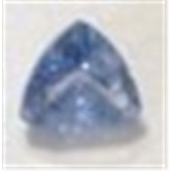 .45 Carat Tanzanite Trillion Cut *VERY RARE GEMSTONE* is an Extraordinary Gemstone Found in ONLY one