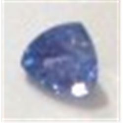 .50 Tanzanite 1/2 Carat Trillion Cut *VERY RARE GEMSTONE* is an Extraordinary Gemstone Found in ONLY