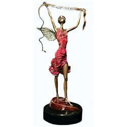 Angel of Worship - Limited Edition Bronze by Sergey