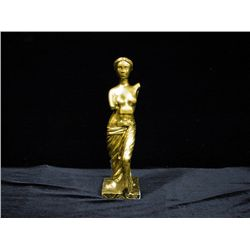 Salvador Dali Original Limited Edition 24K Gold Layered Bronze  Sculpture -Venus Di Milo