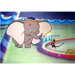 Disney Sericel  Dumbo  Ltd. Edition