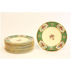 Set 12 Royal Ventonware  plates