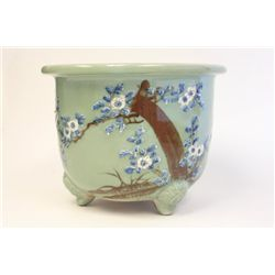 Antique Chinese Celadon porcelain planter