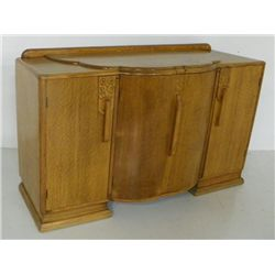 Oak Art Deco server