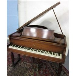 Sohmer & Co. baby grand piano