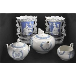 Group lot of porcelain