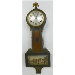 Sessions banjo clock with chimes