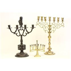 Lot of Judaica