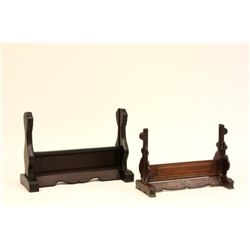 Chinese table screen stands