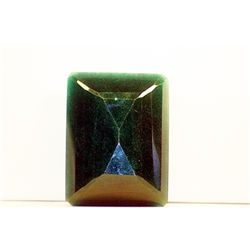 Loose 175ct square shaped, Step cut-Columbian Emerald-