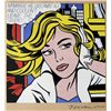 "Image 1 : Roy LICHTENSTEIN, ""Art of the Sixties"" signed Special Print 1969"