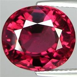 BEAUTIFUL UNHEATED PINK TOURMALINE 8.73 ct mwf91