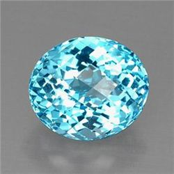 13.29ct Swiss Blue Topaz