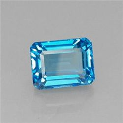 9.68ct Swiss Blue Topaz