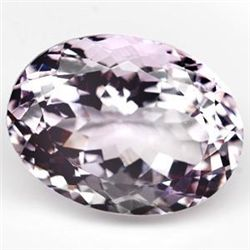 Full Luster 17.22ct.UnHeated Natural Purple Amethyst AA