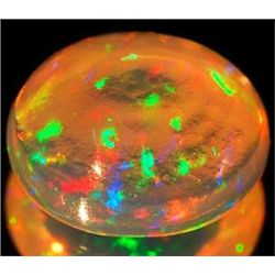 1.06 Ct. Good Natural Multi Color Opal Unheated