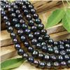 8-9MM Black Akoya Pearl beads