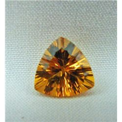 Flawless 9.14 Trillian Cut Citrine RPEX108