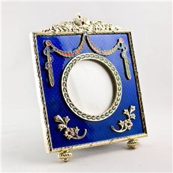 Classic Faberge Picture Frame